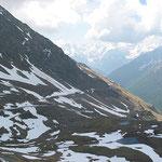 Hinunter ins Tal nach Fonte di Legno.