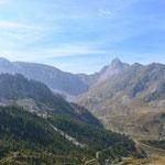 Blick ins Valle Maira