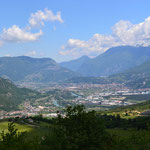 Richtung Monte Baldo