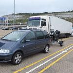 Fährhafen in Dover