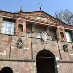 Stadttor von Lucca