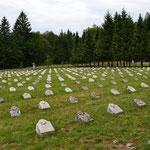 Soldatenfriedhof der ehem. österr.-ungar.K&K Armee bei Bovec