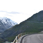 Fahrt zur Franz-Josefs-Höhe