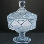 Zuckerdose Glas 3, Ölfarbe a. LW, 80 x 80 cm