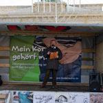 """Kundgebung von """"Pro Kinderrechte"""" am 12.12.12 vor dem Brandenburger Tor in Berlin"""
