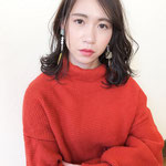 エアリーウェーブミディ/笹元