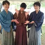 5月 バザー茶会@神戸女学院①