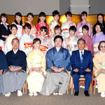 平成23年関学同窓会総会協賛茶会