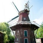Rote Mühle in Grofheide-Berumerfehn