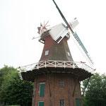Rote Mühle in Großheide-Berumerfehn