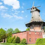 Friesenborgsche Mühle in Marienhafe