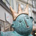 Große König  von Carin Grudda