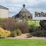 at BenRiach Distillery