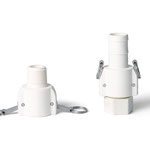 PVDF Stecker und Adapter