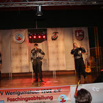 Unser Moderatorentrio Claus Rauscher, Timo und Kai Senfleben