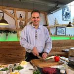 Einfach gut ORF Guten Morgen Österreich / Michael Steuer Restaurant Adriana Bad Kleinkirchheim