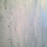 Spezieller Antikeffekt durch Naturmaterialien & Terrakottakörnchen (Wände können Atmen)