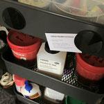 Magneten für Infos oder wunderbare Visitenkarten
