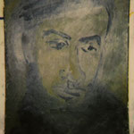 Michael Horwath gemalt von Luise Horwath 1979