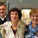 mit Doris, Albrecht, Johanna und Juliane aus der Grundschulzeit