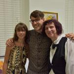 Amelie, Paul und ich