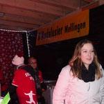 Wagentaufe der Andalusier in Mellingen