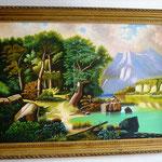 Картина Дмитрия Васильевича Толчева