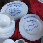 """Hutschenreuther """"Ann-Marie Weiß"""""""