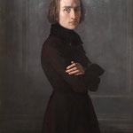 Franz Liszt_Par Henri Lehmann 1839