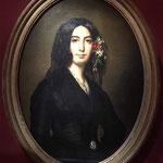 George Sand_par Auguste Charpentier en 1838