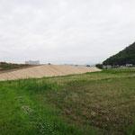 長野県松代市 河川改修工事 ビオプラッグ 施工完了