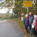 Ankunft in Elkhausen