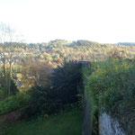 Blick vom Schlosspark Siegen