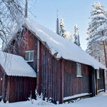 Oldest church of Finland - Sodankylä (Finland)