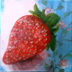Fraise (nature morte)