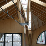 TISCHER Tischlerei - NUR-HOLZ-HAUS Dachgeschoss