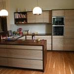 Küche, Massivholzküche