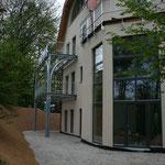 TISCHER Tischlerei - NUR-HOLZ-HAUS Außenansicht