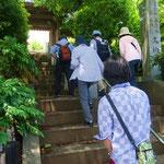 33 大仙寺は最後の階段