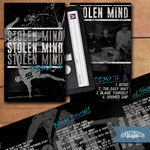 Cover + Backcover + Booklet-Design for STOLEN MIND