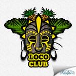 Logodesign - Loco Club Dresden