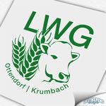 Logodesign - Landwirtschaftsgenossenschaft eG Ottendorf/Krumbach