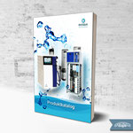 Produktkatalog-Design für die Evoqua Water Technologies GmbH