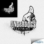 Logodesign für UNDERDOGS CLOTHING