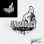 Logodesign für UNDERDOGS CLOTHING