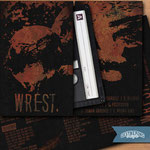 Cover + Backcover + Booklet-Design for WREST.