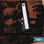 Cover + Backcover + Booklet-Design for WREST.