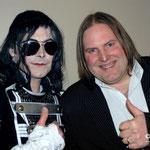 Avec mon ami Fredo Depardieu