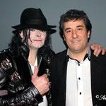 Avec Claude Acquiceli