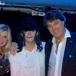 Avec Marcelle Alexis et Franck Olivier